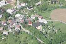 Obec Bzí na Železnobrodsku