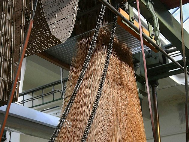 Střední průmyslovou školu textilní v Liberci navštívil v pondělí 7.3. senátor Přemysl Sobotka.