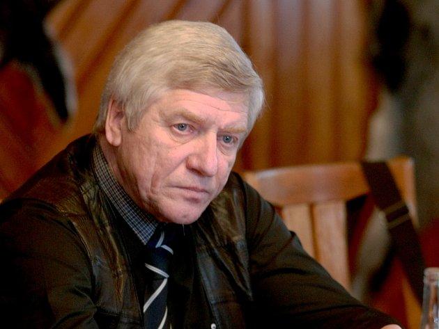 Ředitel jabloneckého závodu Povodí Labe Jaroslav Jaroušek.