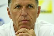 Trenér Jaroslav Šilhavý od léta povede Baumit Jablonec. Klubu se upsal na tři roky.
