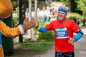 Čtvrtý ročník běžeckého závodu Jizerská 50 Run