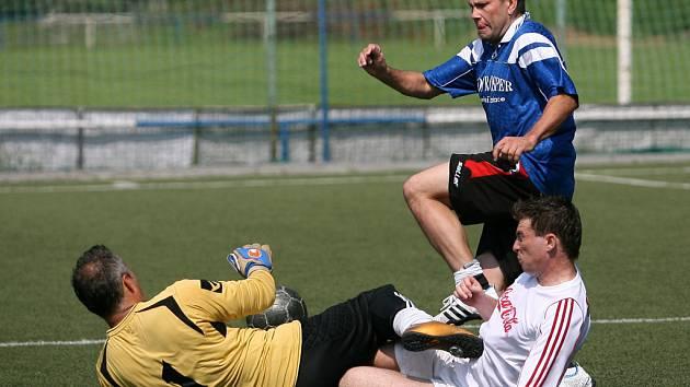 Ve čtvrtek uspořádal Sokol Jistebsko třetí ročník turnaje Jistebský pohár.
