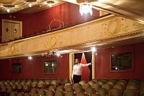 Vilém Veverka v jabloneckém divadle.