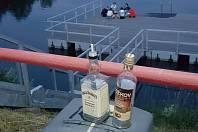 Molo u jablonecké přehrady se stalo cílem náctiletých.