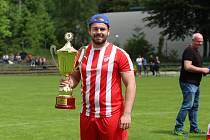Áčko Jiskry Mšeno vyhrálo FORTUNA:DIVIZI C. V nové sezóně bude na postu B týmu prvoligového FK Jablonec.
