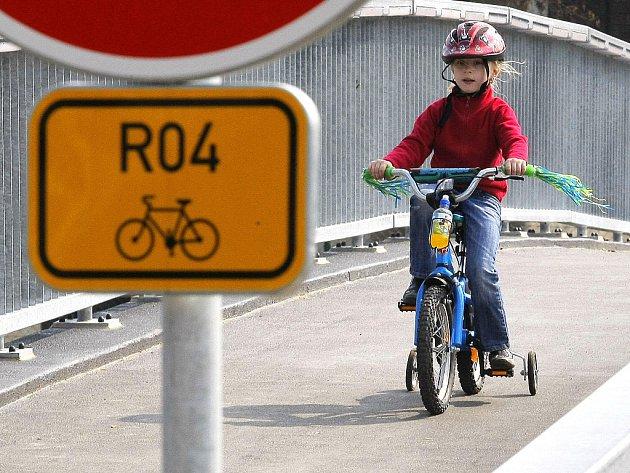 Cyklistika. Ilustrační snímek.