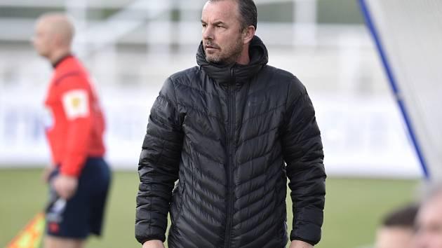 Trenér Jablonce Frťala