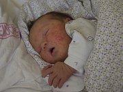 Stejskalová Barbora. Narodila se Tereze Čermákové a Martinu Stejskalovi z Chrastavy. Vážila 3,08 kilogramů.