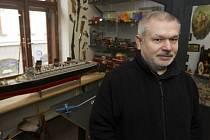 Jiří Vavřín a jeho Muzeum hraček