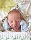 Matyáš Moravec Narodil se 20. října v jablonecké porodnici mamince Kateřině Bukvicové z Nechálova. Vážil 3,105 kg a měřil 49 cm.
