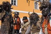 Čertovská cháska doprovodí vládce hor i letos.