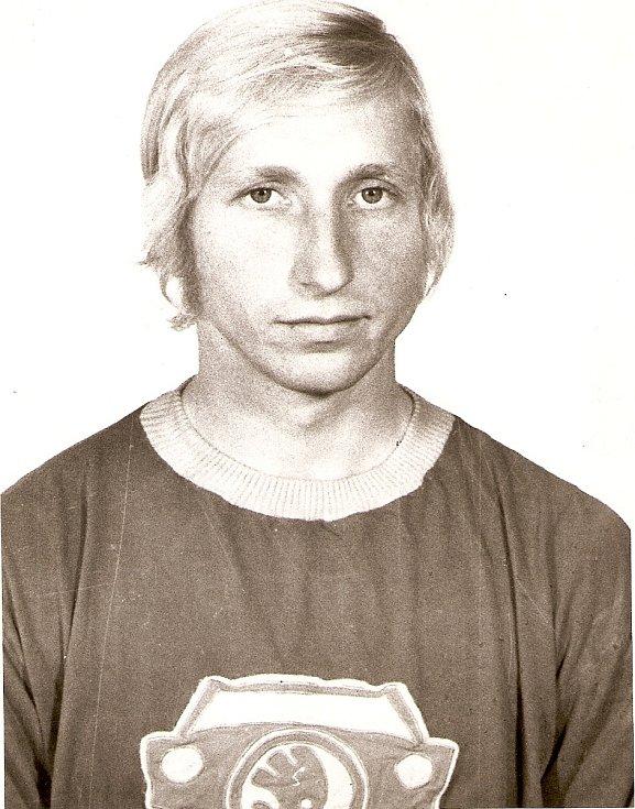 Rosťa Dvořák z Nové Vsi nad Nisou má za s sebou úspěšnou fotbalovou kariéru.
