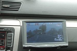 Policejní radar. Ilustrační snímek.