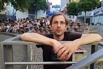 Jan Ocilka z jabloneckého Eurocentra.