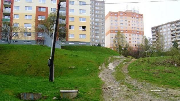 Sídliště Janovská