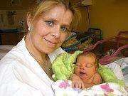 Eliška Piskačová se narodila Jarmile a Milanovi Piskačovým z Jablonce nad Nisou 27.4.2015. Měřila 50 cm a vážila 3750 g.