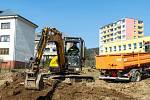 Opravy pokračují také v Tanvaldu.