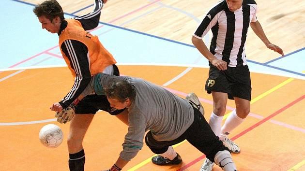 V městském derby Krajského futsalového přeboru podlehl domácí Nerrox Jablonec rivalské Alfě B 3:4.