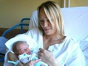 Matyáš Hlavatý se narodil Alžbětě Svobodové a Jaromírovi Hlavatému z Liberce dne 3.11.2015. Měřil 49 cm a vážil 2950 g.