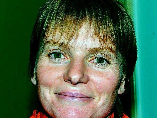 Zdenka Synovcová, učitelka na Základní škole v Tanvaldě a trenérka SK Sluníčko