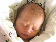 Šárka Morávková se narodila Karolíně a Petrovi Morávkovým z Koberov 25. 4. 2016. Měřila 50 cm a vážila 3460 g.