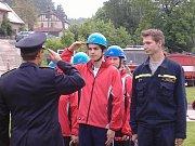 Sbor dobrovolných hasičů Zlatá Olešnice. Hlášení.