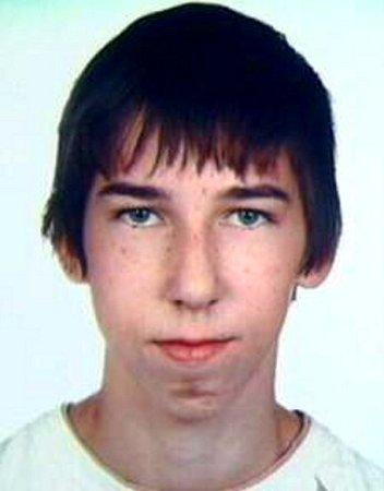 Sedmnáctiletý Filip Pašek.