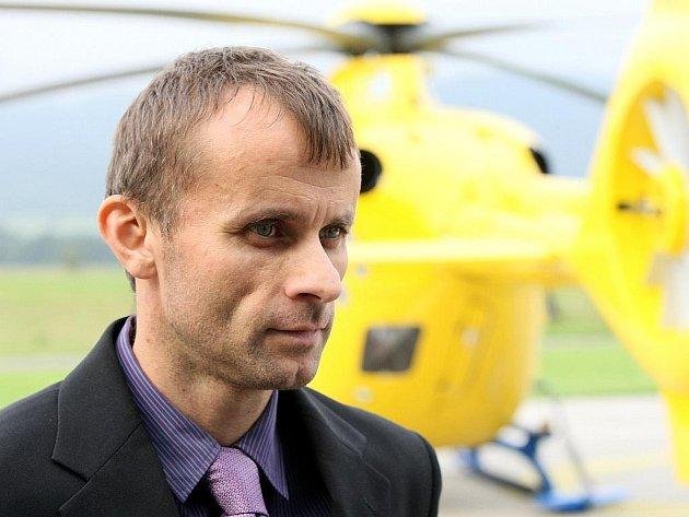 Ředitel libereckých krajských zdravotníků Stanislav Mackovík.