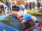 Sbor dobrovolných hasičů Zlatá Olešnice. My se vody nebojíme.