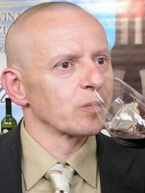 Petr Krejčík, Autor je manažer Domu Vína Jablonec
