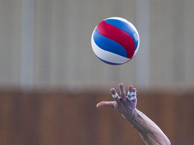 Volejbal - ilustrační snímek