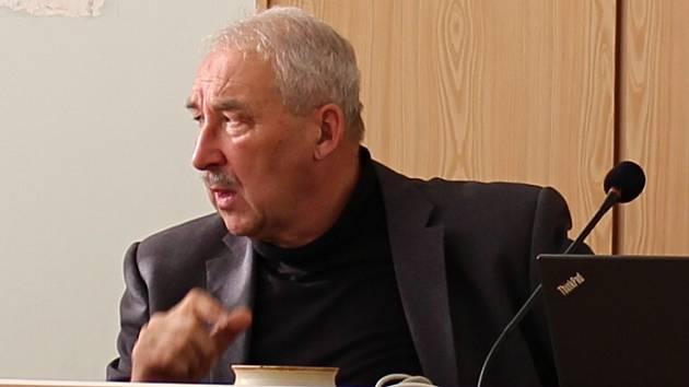 Nový náměstek primátora Miloš Zahradník