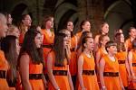 Z cesty jabloneckého dětského pěveckého sboru Iuventus, gaude! po Jihoafrické republice - vystoupení na World Choir Games v Tswaně (JAR).