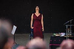 Kedem Ensemble, hudebníci spojení v unikátním projektu, který navazuje na různorodé kulturní a hudební tradice, zahráli 3. srpna na letní scéně Eurocentra v Jablonci nad Nisou.