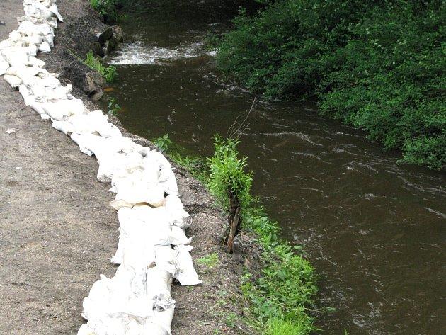Povodně v Libereckém kraji