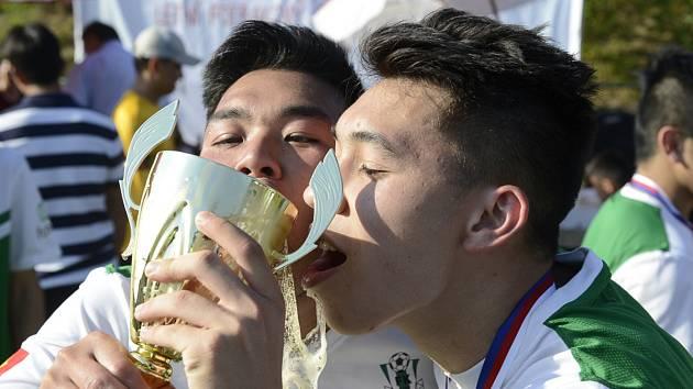 Jablonecké mužstvo se radovalo alespoň z vítězstvím v derby nad Libercem.