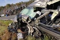 Dopravní nehoda. Ilustrační snímek