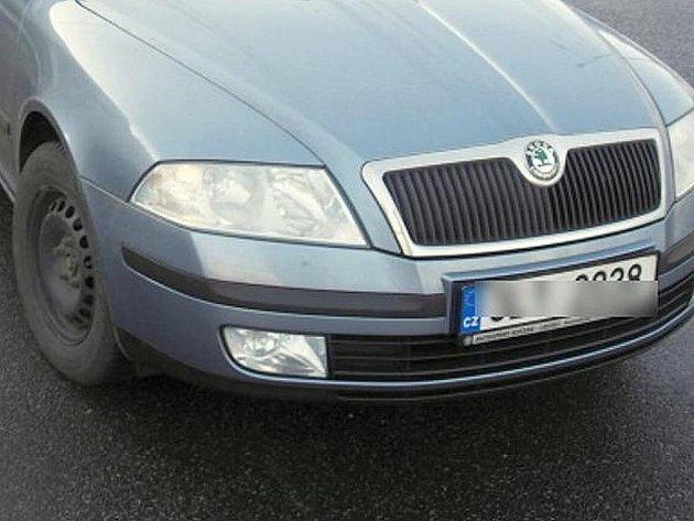 Škoda Octavia. Ilustrační snímek.