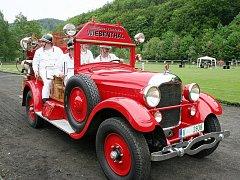 Sbor dobrovolných hasičů Velké Hamry. Oslavy 120. výročí.