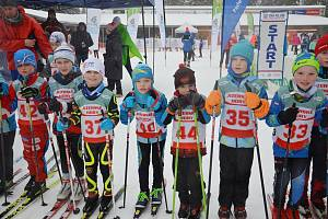 Žákům základních škol, počínaje prvňáky a konče deváťáky, je věnován seriál Lyžuj lesy, který hledá další zájemce o klasické lyžování.