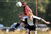 V dalším přípravném utkání na novou sezónu v 1. A třídě se střetly domácí TJ Lučany s účastníkem KP Desnou.