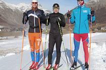 Část Ski Klub Jablonec.