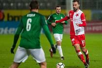 FK Jablonec - Slavia Praha 1:1
