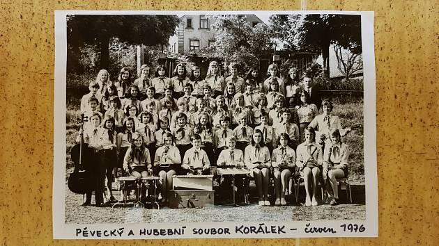 Hudební a pěvecký soubor Korálek z Kokonína