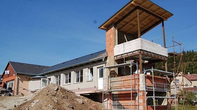 Areál v tanvaldské motokrosové kotlině prochází další etapou rekostrukce.