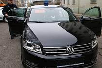 Policejní VW Passat