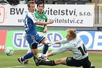 30. derby mezi FK Baumit Jablonec a FC Slovan Liberec