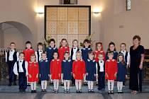 Dětský pěvecký sbor Skřivánek se vrátil 22. prosince z Vídně, kde byl na Světovém vánočním festivalu.