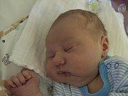 MARTIN HUMBURGER se narodil v úterý 16. května mamince Michaele Sáblové z Jablonce nad Nisou. Měřil 52 cm a vážil 4,29 kg.