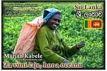 Multifotografické výstavy Za vůní čaje, hor a oceánu - Srí Lanka.